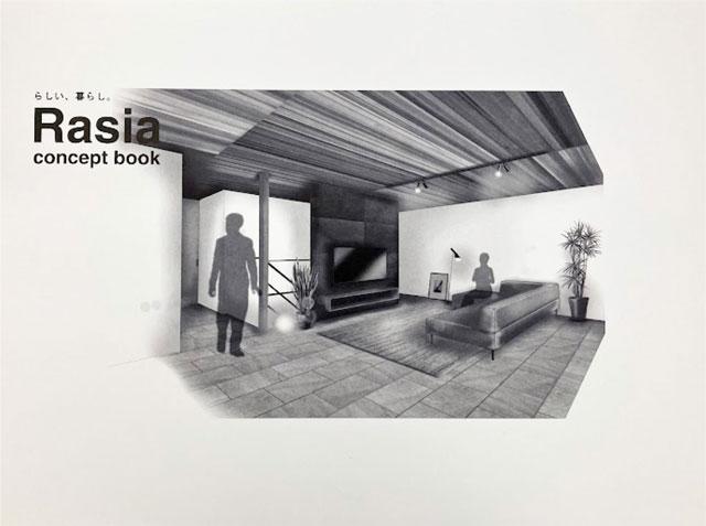 Rasia concept book