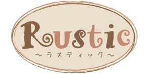 rusticロゴ